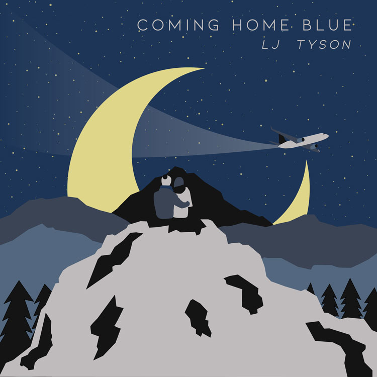 Coming Home Blue