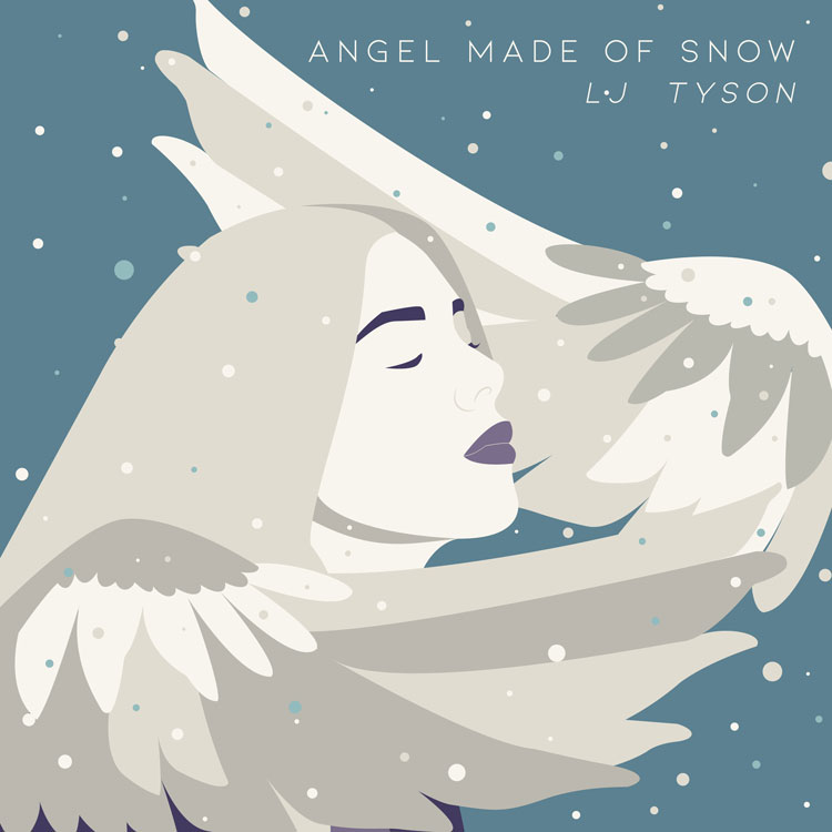 Angel Made Of Snow